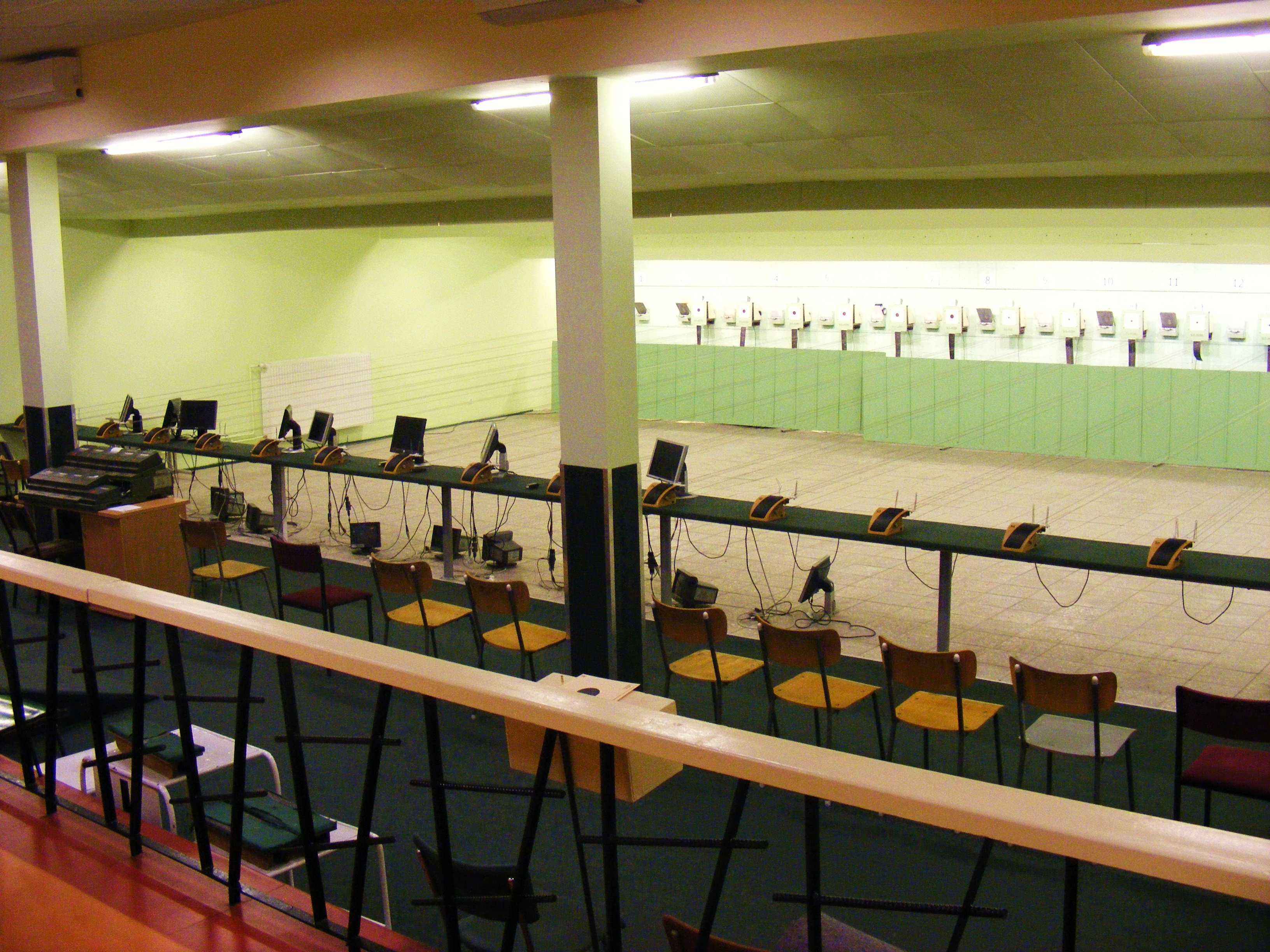 Shooting range 5