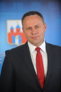 Mayor of Bydgoszcz - Rafal Bruski image